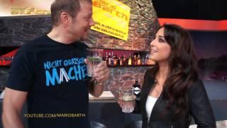 Livestrip mit Mario Barth und Nina Moghaddam  /// WILLKOMMEN BEI MARIO BARTH