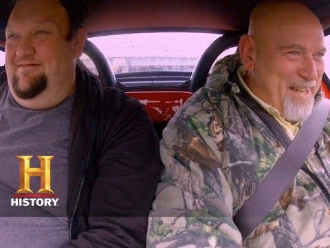 Download Big Rig Bounty Hunters :Korchenko and Marshall Drive a Ferrari (S2, E5) | History