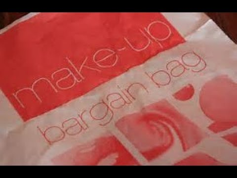 AVON MAKE UP BARGAIN BAG OPENING ( 5 ITEMS)