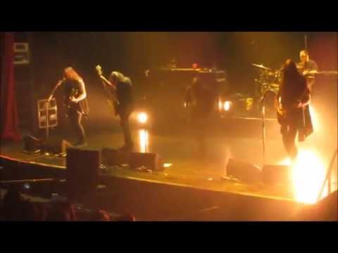 Katatonia - (Almost) Full Live Concert in Chile 31-08-2016
