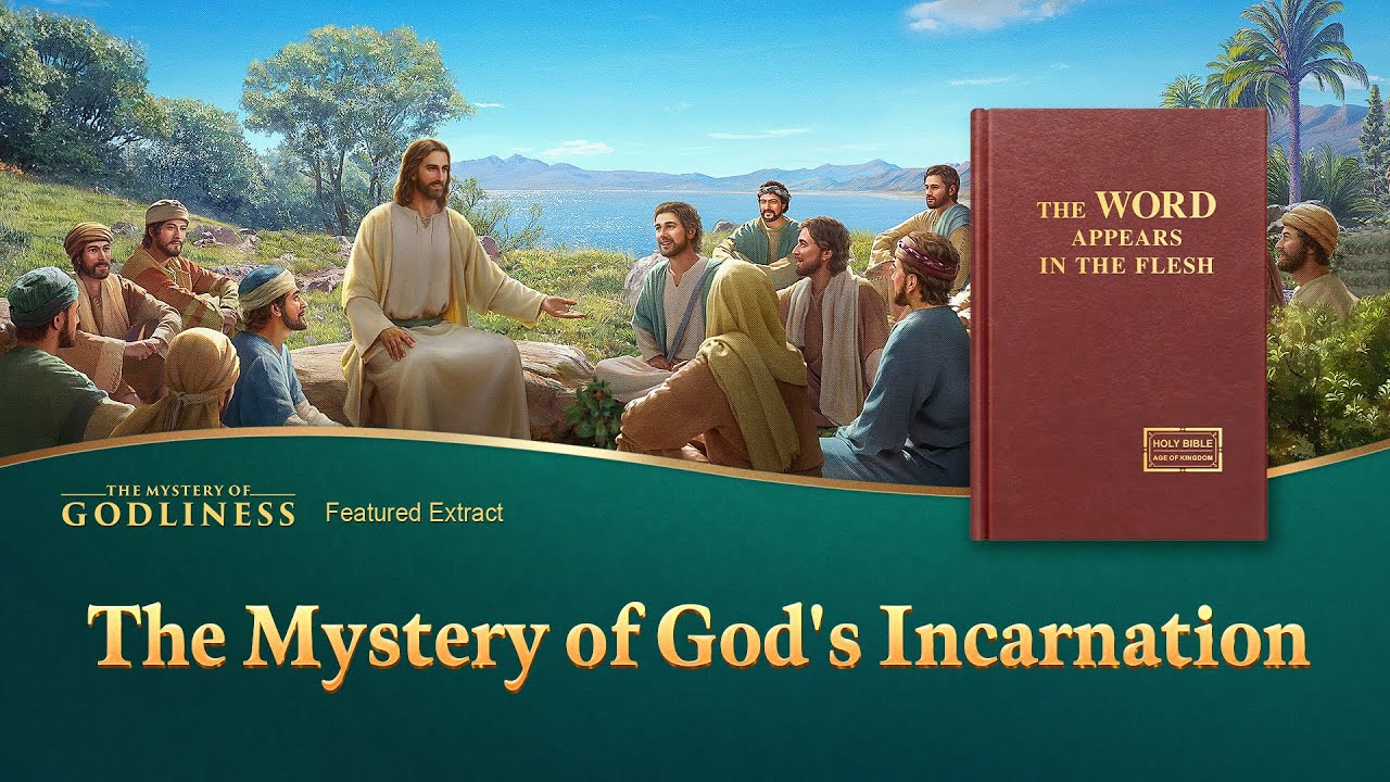 "Gospel Movie Extract 3 From ""The Mystery of Godliness"": The Mystery of God's Incarnation"