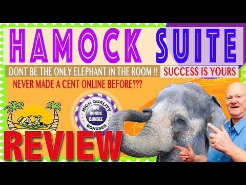 Hammock Suite Review The Real Make Money Online Program With Bonuses