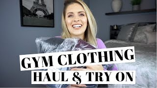 GYM CLOTHES | Fabletics Unboxing & MORE