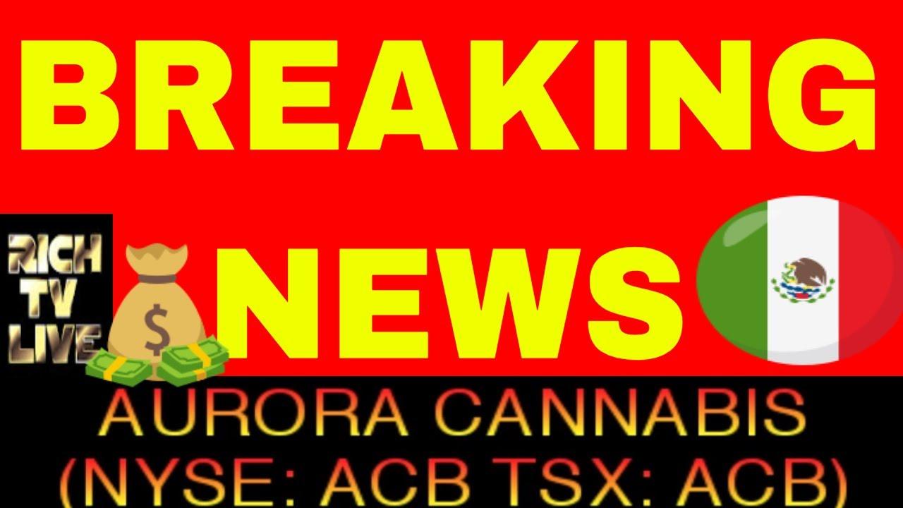 Aurora Cannabis (NYSE: ACB) to acquire Farmacias Magistrales following  partnership deal