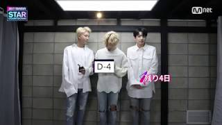 【2017 MAMA】Star Countdown D-4 By BTS (RM、JIMIN 、JUNG KOOK) thumbnail