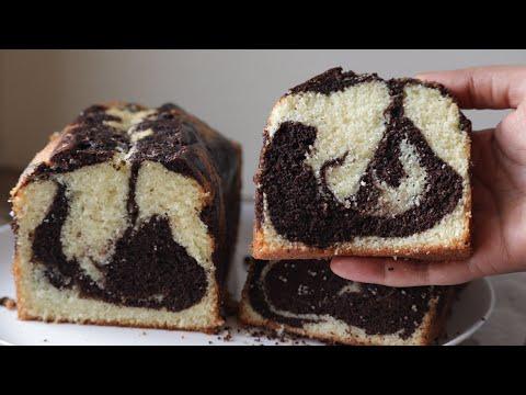 Perfect marble cake recipe