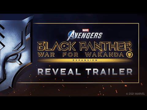 Marvel's Avengers – Black Panther Reveal Trailer