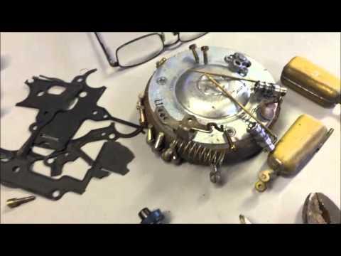 How to Rebuild a Carburetor (Edelbrock)  Part 1