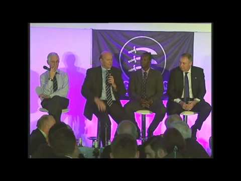 Brearley, Van der Bijl, Cowans and Fraser - Q&A Session at Middlesex CCC's 150th Anniversary Lunch
