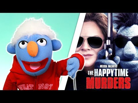 Real Puppets Watch The Happytime Murders Trailer