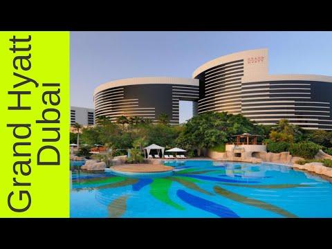 Grand Hyatt Hotel Dubai - Review