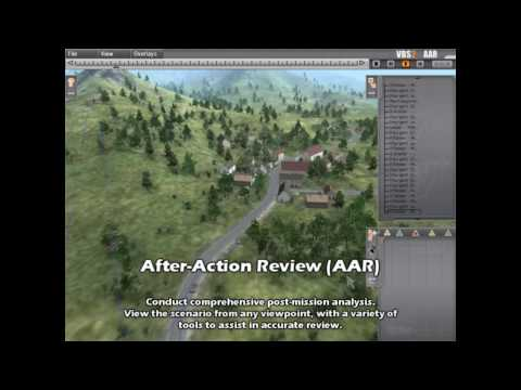 Virtual Battlespace 2 (VBS2) — Andrew Barron's Portfolio