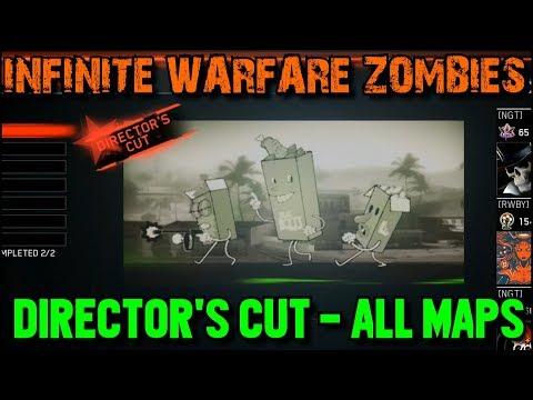 Infinite Warfare Zombies Super Easter Egg: Director