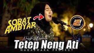 Tetep Neng Ati - Om Wawes (Live Cover Nasytha ft Bahrul Nadaswara Project)