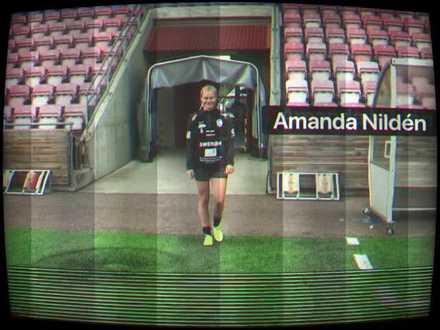 Intervju med Amanda Nildén