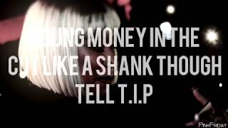 Nicki Minaj - Big Bank (Verse - Lyrics Video)