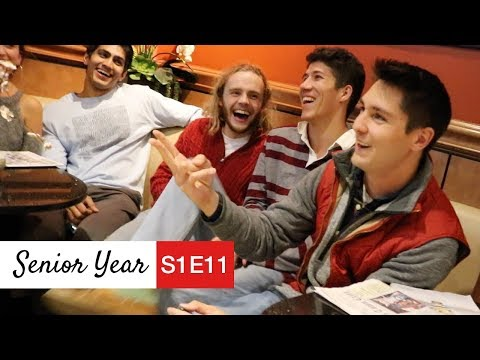 Senior Year FINALE | Chris Graduates