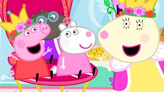 Peppa Pig Official Channel | Peppa Pig Get Dressed up at The Carnival