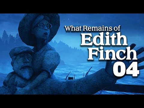EDITH FINCH [04] ㊙️ 30 Jahre Dunkelheit
