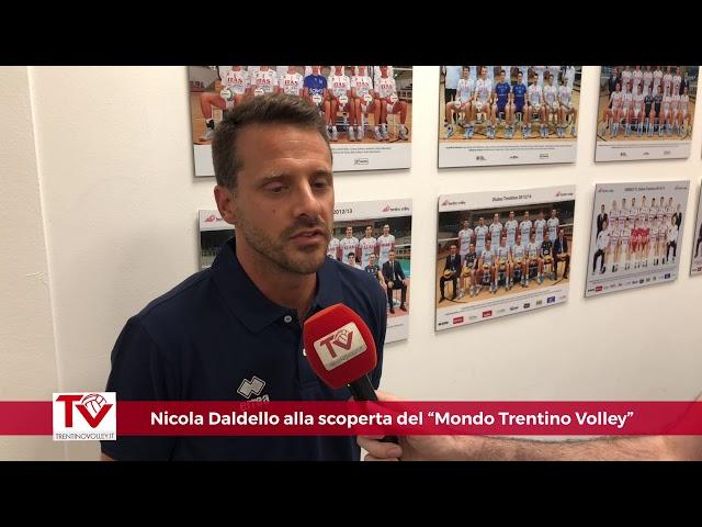 Daldello a Trento: