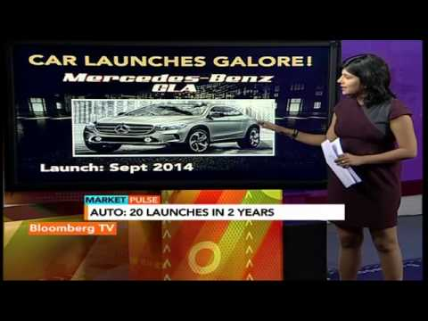 Market Pulse:  Auto Industry's Mega Capex Plan