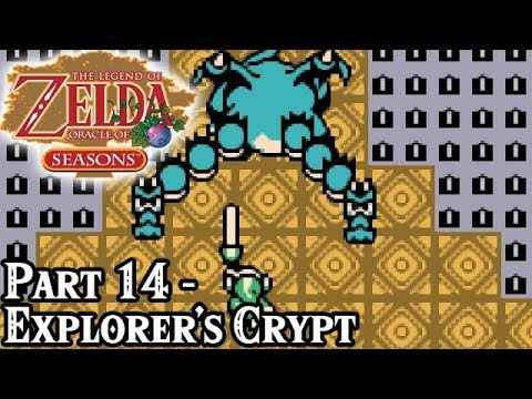 Oracle Of Seasons [Part 14 - Explorer's Crypt]