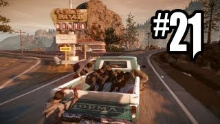 State of Decay Gameplay Walkthrough - Part 21 - MOVING DAY!! (Xbox 360 Gameplay HD)