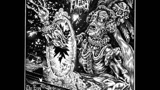 Vintage Flesh-The Eyes That Glared at My Agonies (full album)