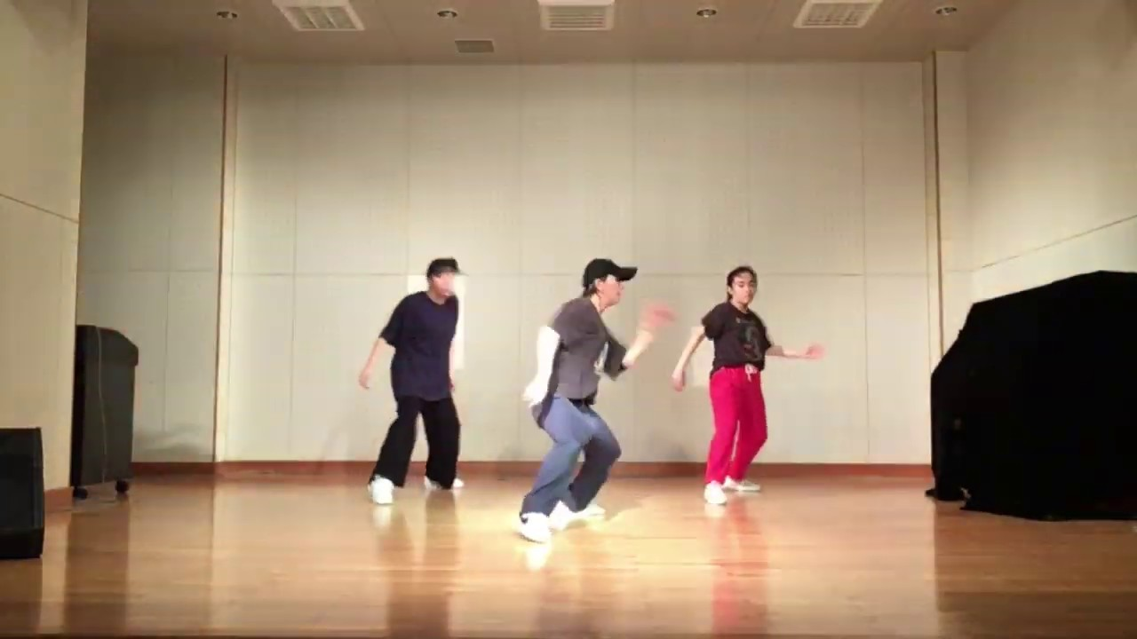 """Not That Kinda Girl"" ASUKA Yazawa dance class"