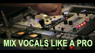 Download Vocal Mixing Hindi Tutorial Logic Pro x ( Mix Like a Pro ) MP3 song and Music Video