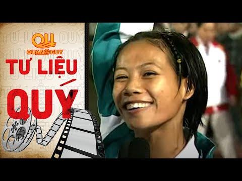 TƯ LIỆU QUÝ   Hành trình vô địch SEA Games 2003 của đội tuyển nữ Việt Nam   BLV Quang Huy
