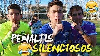 LOS PENALTIS SILENCIOSOS!!! FOOTBALL CHALLENGE [ByDiegoX10]