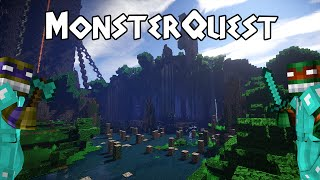 [TUTO] Minecraft : Comment bien debuté MonsterQuest ? PCM