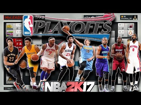 Putting TEAMS That DIDN'T MAKE the NBA PLAYOFFS...IN THE PLAYOFFS! Who would win?