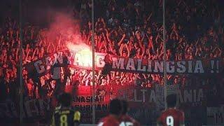 GANYANG MALINGSIA !! Indonesia Vs Malaysia Semi Final Piala Aff U-19