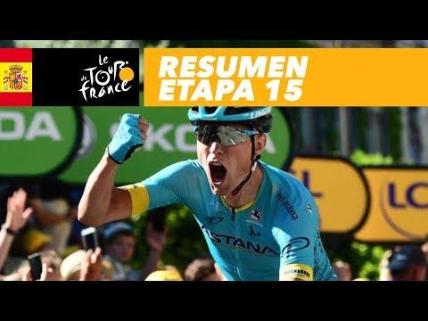Resumen - Etapa 15 - Tour de France 2018
