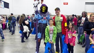 The Edmonton Comic & Entertainment Expo 2013