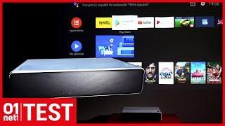 Exclu : on a testé le vidéoprojecteur laser de Xiaomi