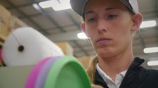 Test Flight Putter | Behind the Disc with Paige Pierce | Discraft Discs