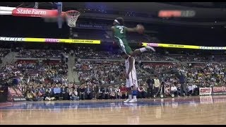 2009 NCAA Dunk Contest Video