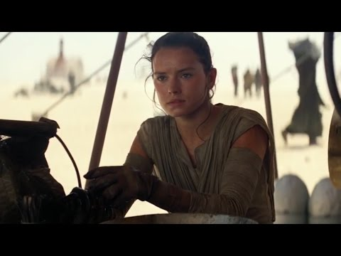 """The star of """"The Force Awakens"""" was in one film before landing the gig"""
