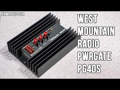 PWRgate PG40S Battery Charger/UPS - Ham Radio Q&A