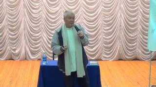 2014 01 10, Россия, Омск, Страдания   это проблема ума  Разум и интуиция