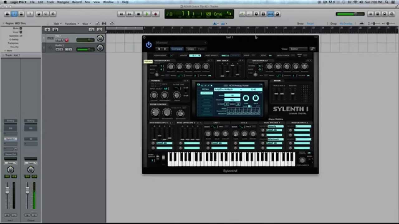 Sylenth Tutorial - How To Skin Sylenth for MAC