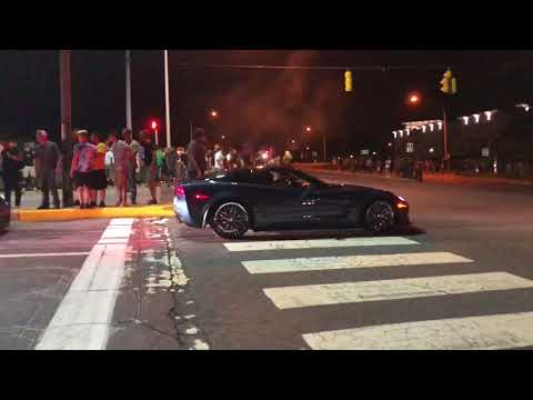 Cars And Coffee Wilmington Night Meet: Part 2: THE DELAWARE CAR SCENE GOES CRAZY! (8/18/18