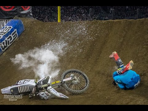 Carson Brown Cashed AT The Finish Line @Anaheim 2 // JMC Rac
