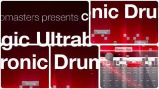 Apple Logic Drum Kits - Logic Ultrabeat Electronic Drum Kits from Loopmasters