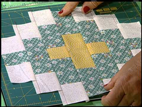 Egg Money Quilts Friendship And Christian Cross Youtube