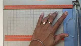 APG - Making Straight & Square Paper Cutter Cuts