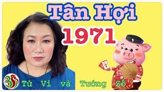 Tân Hợi 1971 - Thoa Xuyến Kim năm 2019 | Tử Vi và Tướng Số
